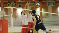 Men's Volleyball Match vs. John Jay College