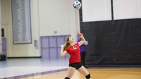 Women's Volleyball vs. Medgar Evers College