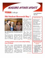 On Academic Affairs Update May 2014
