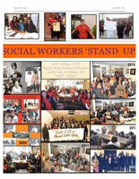 Social Workers 'Stand Up'