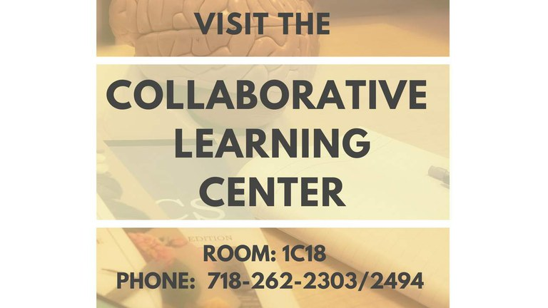 The CLC Now Offers Chemistry Tutoring!