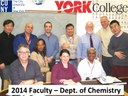 2014 faculty Dept. of Chemistry