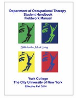 Department of Occupational Therapy Student Handbook