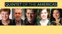 Quintet of the Americas: Lunchtime Concert