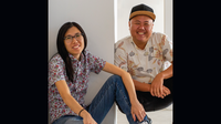 """Lecture+Masterclass Series: """"From Page To Stage"""" with Melissa Li and Kit Yan"""