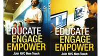 NYC Men Teach Information and Application Session