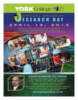 3rd Annual Student Research Pamphlet