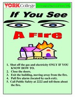 If You See A Fire