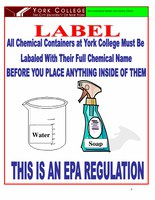 Labeling All Chemical