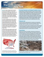 EPA What Climate Change Means for New York