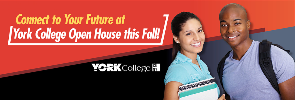 The York College Office of Admissions is accepting applications for Direct Admissions. Your future is out there, unfold it by connecting to York College.