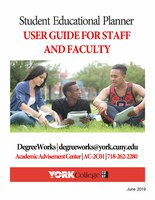 DegreeWorks Student Educational Planner Manual for Faculty and Staff