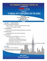 4th Annual Conference on the Aging