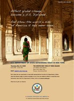 Invitation for U.S. State Department Networking Night