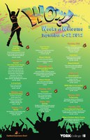 Weeks of Welcome Poster