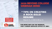 Tips on creating a rock-solid resume