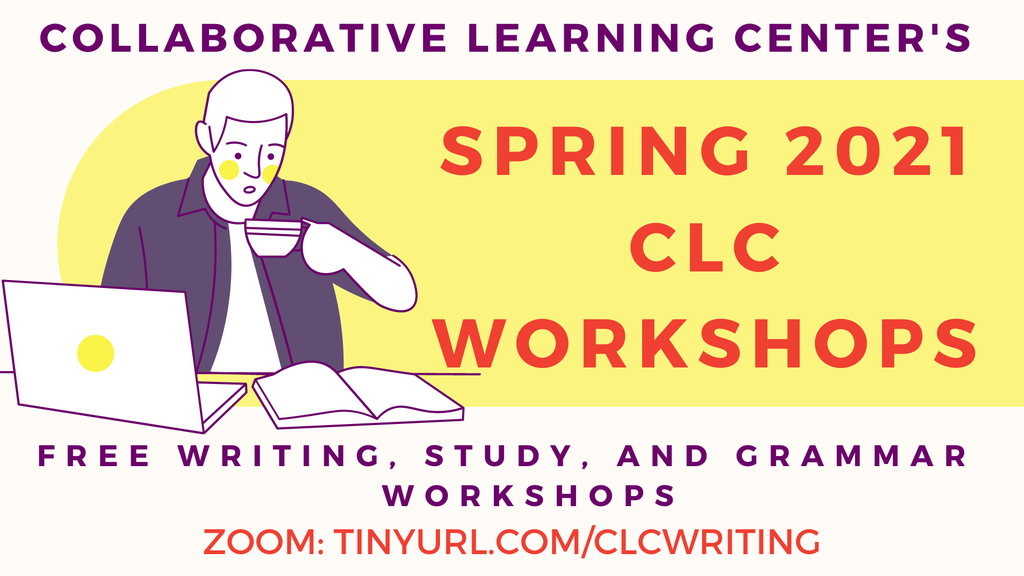 CLC Academic Research Workshop (Spring 2021)