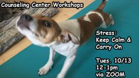 Workshop: Stress - Keep Calm and Carry On