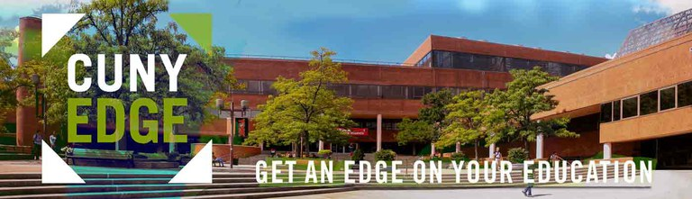 CUNY EDGE get an edge on your education