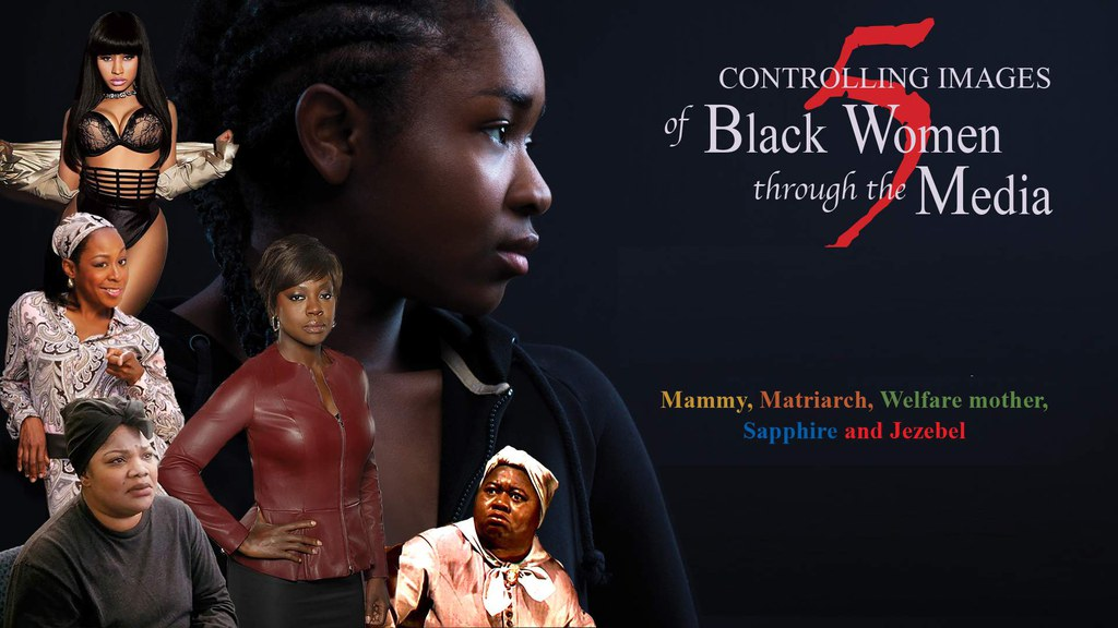5 Controlling Images of Black Women through the Media