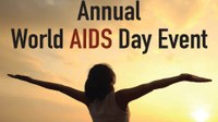 Annual World Aids Day Event