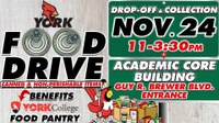 Cardinals Canned Food Drive