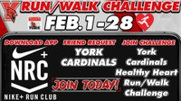 Cardinals Healthy Heart Run/Walk Challenge