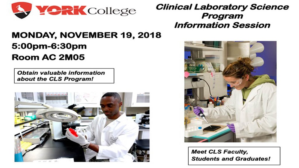 Clinical Laboratory Science Program 