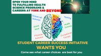 Fulfilling Health and Science Program & Careers At York and Beyond