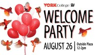 York College Welcome Party
