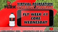 FLY Week #1 Core Wednesday - Rec On-Demand Workout Program
