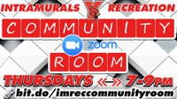 Intramurals and Recreation Community Virtual Room