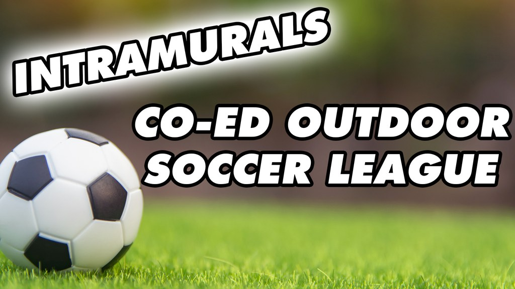 college coed soccer
