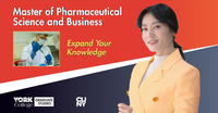 Master's of Pharmaceutical Science and Business Webinar
