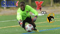 Men's Soccer vs. Medgar Evers College