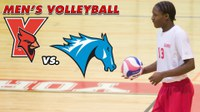 Men's Volleyball vs. Colby-Sawyer College