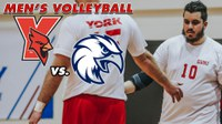 CANCELLED: Men's Volleyball vs. College of Saint Elizabeth