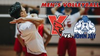 CANCELLED: Men's Volleyball vs. John Jay College