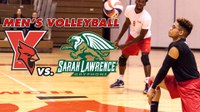 Men's Volleyball vs. Sarah Lawrence College