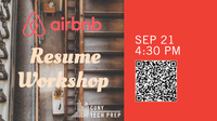 Resume Workshop Hosted by AIRBNB