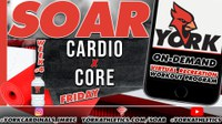SOAR Week #4 Cardio and Core Friday - Rec On-Demand Workout Program