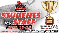 Students vs. Staff 2021 Virtual Competition
