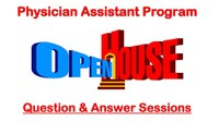 The Physician Assistant Master's Program Open House