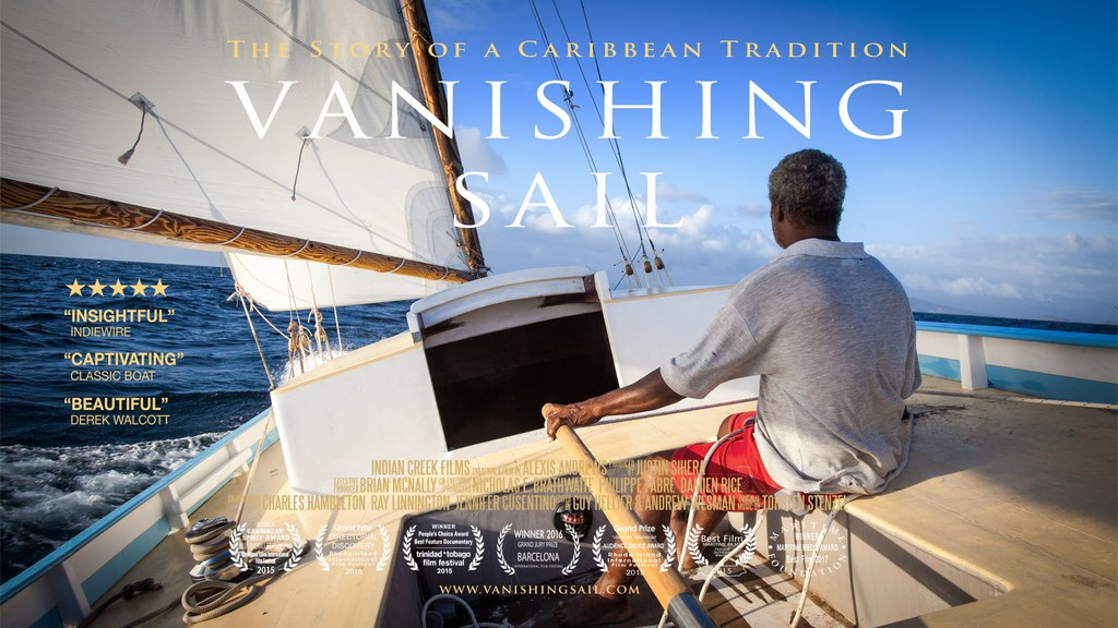 The African American Resource Center presents Vanishing Sail-The Story of a Caribbean Tradition