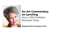 An Art Commentary on Lynching: How a 1935 Exhibition Resonates Today Registration