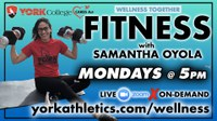 Wellness Together Fitness Monday with Samantha Oyola