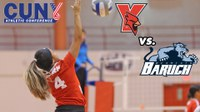 Women's Volleyball vs. Baruch College