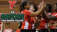 Women's Volleyball vs. Pine Manor College