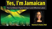 Yes, I'm Jamaican