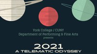 York College Jazz Band presents 2021: A Telematic Odyssey